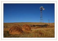This photo from North Dakota, Midwest is titled 'Prairie Sentinel'. North Dakota, North America, Windmills, Where The Heart Is, Barns, Spaces, Usa, Country, Photos
