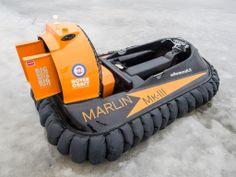 Marlin III Arctic -ilmatyynyalus