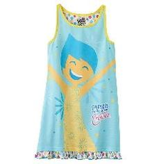 This Disney Inside Out Joy nightgown is available at Kohl's in several different sizes.