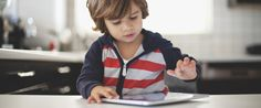 Kids' Screen Time May Affect Their Well-Being (STUDY)