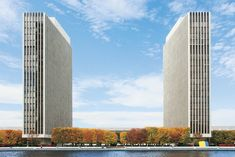 Harrison & Abramovitz: Empire State Plaza, Albany, N.Y. Seven Leading Architects Defend the World's Most Hated Buildings - NYTimes.com