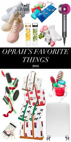 Every year I look forward to checking out Oprah's Favorite Things. When she had her talkshow I would always make sure to watch the Christmas…