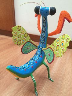 Sculpture Art, Sculptures, Mexico Art, Mexican Folk Art, Clay Creations, Illustration, Sculpting, Dinosaur Stuffed Animal, Carving