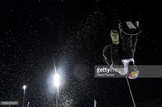 Fotografía de noticias : David Habluetzel of Switzerland competes during...