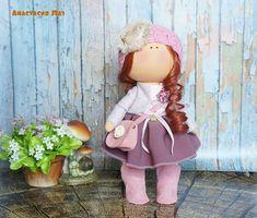 #интерьернаякукла #интерьерныеигрушки #кукла #куклатекстильная #куклаинтерьерная #интерьер #декор #пупс #вдоме #своимируками #рукоделие #девочкитакиедевочки #девочка #мимими #хэндмейд #шеббик #шеббишик #крошка #doll #instadoll #forchildren #baby #куклыанастасиилаз Red Dolls, Teddy Bear, Toys, Animals, Puppets, Activity Toys, Animales, Animaux, Clearance Toys