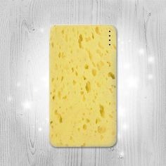 Cheese Texture Gadget Personalized Tech Gift Usb by Lantadesign