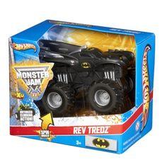 Hot Wheels® Monster Jam® Rev Tredz® Batman™ Vehicle - Shop.Mattel.com  #savethebunnyGP