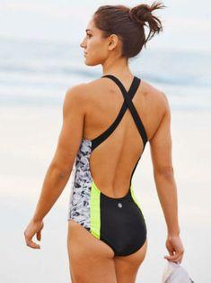 26cd3b9f69 Резултат слика за ALLISON STOKKE Sporty Swimwear, Athletic Swimwear, Summer  Swimwear, Bikini Swimwear