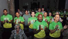 Club San Carlos inicia con misa solemne celebración 42 aniversario