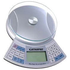 STARFRIT 93428-006-0000 11lb-Capacity Nutritional Scale
