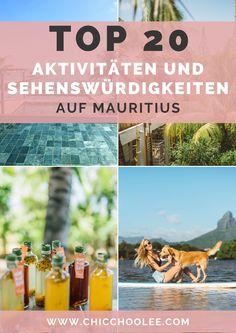 Top 20 Aktivitäten und Sehenswürdigkeiten auf Mauritius - Chic Choolee Spa Hotel, Hotels, Movie Posters, Mauritius Holidays, Diving School, International Waters, Catamaran, Road Trip Destinations, Travel Inspiration