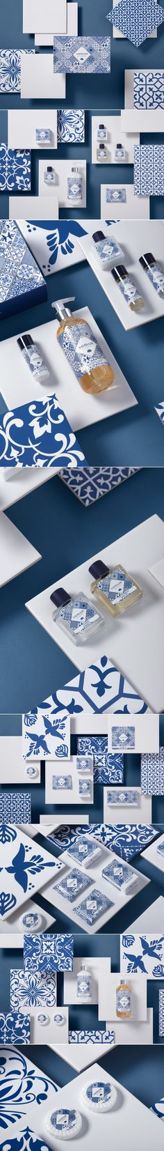 Saudade by Lousani Amenities Packaging by M&A Creative Agency