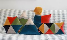 pillows by B for Banderole