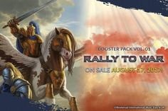 Rally to War Boos... is now on site. Find out more here: http://www.soplayergames.com/products/rally-to-war-booster-box?utm_campaign=social_autopilot&utm_source=pin&utm_medium=pin