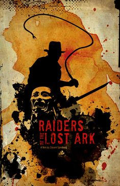 Raider of the Lost Ark #illustration #art #film #movies #posters #fanart