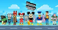 Disney Crossy Road is Adorably Addictive | Crossy Road, Roads and Disney