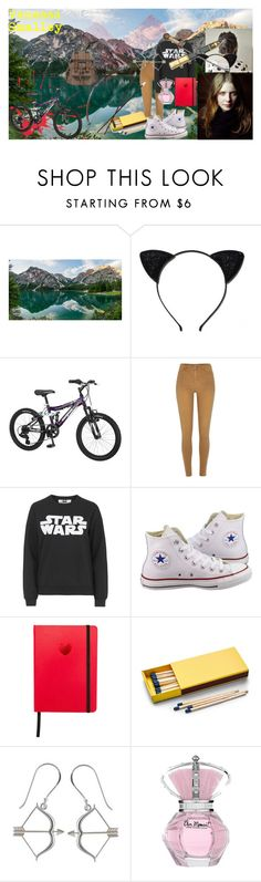 """""""'How Can I Sleep? If I Dont Have Dreams? I Just Have Nightmares' (Vanessa Smalley)"""" by sparksbysam ❤ liked on Polyvore featuring Alpine, Felina, Topshop, Converse, Marc by Marc Jacobs, FOSSIL and Wilsons Leather"""