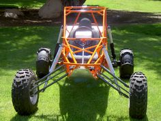 mini rail Karting, Quad, Kart Cross, Go Kart Plans, Tube Chassis, Diy Go Kart, Off Road Buggy, Offroader, Sand Rail