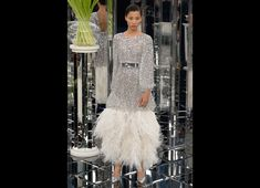 Chanel Haute Couture Spring/Summer 2017 COUTURE Fashion Show