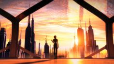 View an image titled 'Cityscape Art' in our Metroid: Other M art gallery featuring official character designs, concept art, and promo pictures. Metroid Other M, Character Art, Character Design, Samus Aran, Cityscape Art, Futuristic City, Book Memes, Image Title, Art Pictures