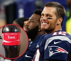The New England Patriots quarterback is far from being a fan of Coke and Frosted Flakes. Ufc Live Stream, Game Live Stream, Nfl Redzone, Nfl Sunday Ticket, Patriots Quarterbacks, Nfl Fantasy, Share A Coke, Go Pats, Ufc Fight Night