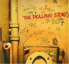 Image detail for -... Album Cover, Rolling Stones Beggars Banquet CD Cover, Rolling Stones