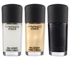 Nail polish fanatics are in for a special treat: MAC's latest set of polishes will literally transform your manicure in just one coat.