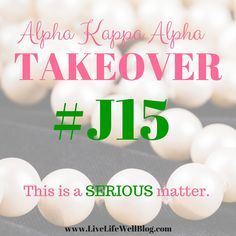 In honor of our Founders' Day, check out this round up of bloggers who are also members of Alpha Kappa Alpha Sorority, Inc.