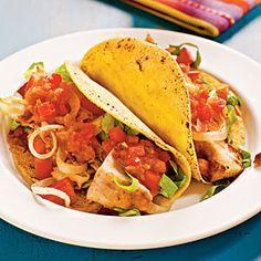 12 Fish Taco Recipes | Mahimahi BLT | CookingLight.com