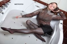 Wet Pantyhose - http://sexypantyhose.nyloncelebs.com/wet-pantyhose-pictures-of-beautiful-women-in-wet-pantyhose-08/