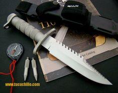 Buck Buckmaster 184 [Buckmaster 184] - €477.00 : tucuchillo.com ... #survivalknife