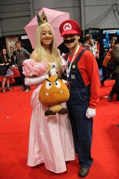 Princess Peach Cosplay Costume 1 | Costumes and stuff | Pinterest ...