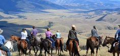 Rocking Z Ranch - Montana Guest Ranch Holidays | Medway Leisure Travel