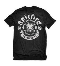 Kendrick Kidd » Apparel » Spitfire Wheels Shirt