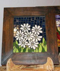 Mosaicos/flores