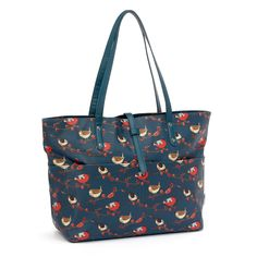 Autumn hedgerow shopper
