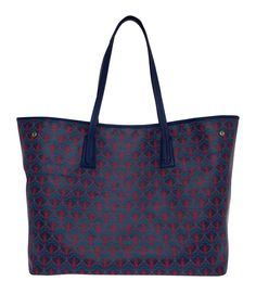 Liberty London Blue Iphis Tote Bag   Designer Handbags by Liberty London   Liberty.co.uk