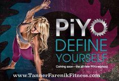 PiYo Workout | Sneak Peek at Chalene Johnson's NEW PiYo Workout! - Tanner Farenik Fitness | Tanner Farenik Fitness