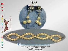simple #handmade #beaded #jewellery is #simple #classy #elegant  #genuine #pearls are #timeless #appropriate #beads #bea(ds)utiful #fashion #bracelet #earrings #fashion_statement #style #fashionisawesome #simple #stylish #uniquebeads  #accessories  #fashion_accessories #owanbe #celebration #made_in_Naija #MarCathys_Kraft #Facebook