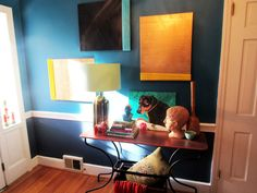 Can we talk my fab paint consultation w/Queen Bee!? - Catherine French Design