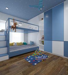 bedroom kid 2 Kids Bedroom, Toddler Bed, Loft, Furniture, Design, Home Decor, Child Bed, Decoration Home, Room Decor