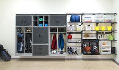 1000 images about great garage storage organized living. Black Bedroom Furniture Sets. Home Design Ideas