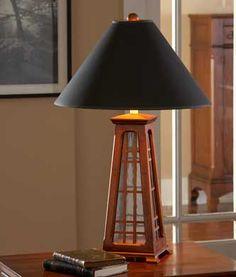 American Bungalow Lamp | Bob Timberlake