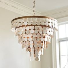 Vernay 10-Light Chandelier  | Ballard Designs #celebrateballard