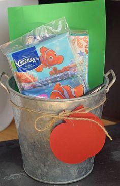 Back to School Must Have Bucket for Teachers #ShareKleenexCareCG #ad @Kleenex