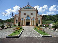Igreja Matriz São Francisco das Chagas - Lacerdópolis / SC