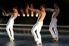 Stefana Ballone Antonio Sutera e Christian Fagetti  Pink Floyd Ballet  Teatro alla Scala