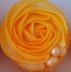 yellow #cupcake