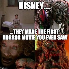 Return to Oz is still one of the creepiest films EVER: | 29 Memes That Are Too Real For '80s Kids