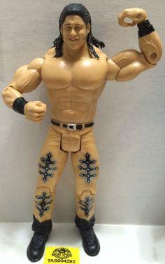 (TAS004292) - WWF WWE WCW Jakks LJN Wrestling Figure - John Morrison